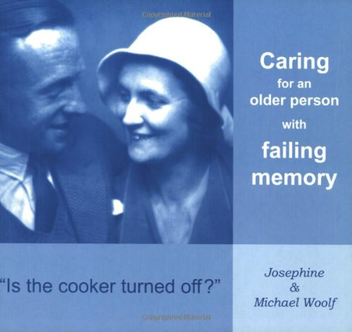Is the Cooker Turned Off? By Mary Josephine Woolf