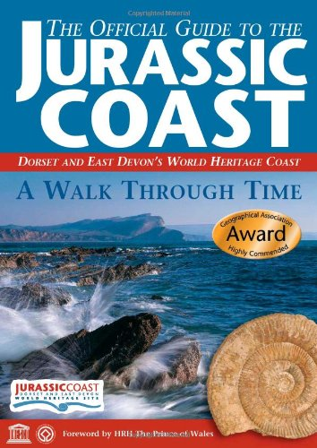 The Official Guide to the Jurassic Coast By Denys Brunsden