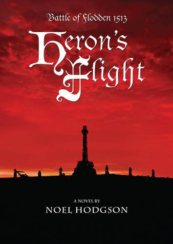 Heron's Flight By Noel Hodgson