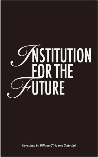 Institution for the Future by Yoko Ono