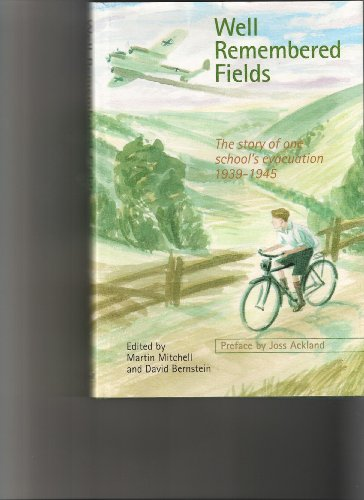Well Remembered Fields By Martin Mitchell