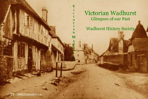 Victorian Wadhurst By Wadhurst History Society