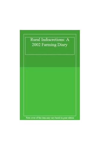 Rural Indiscretions