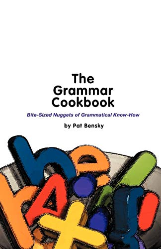 The Grammar Cookbook By Patricia Bensky