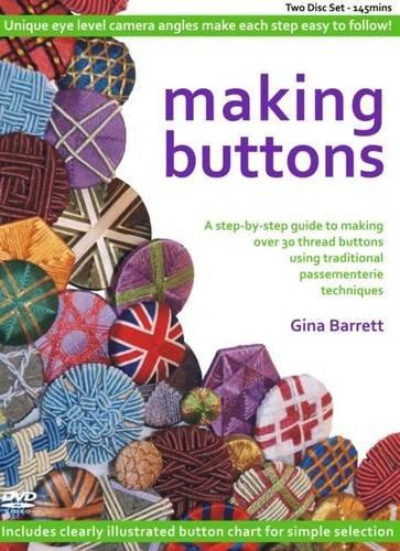 Barrett, Gina - Making Buttons