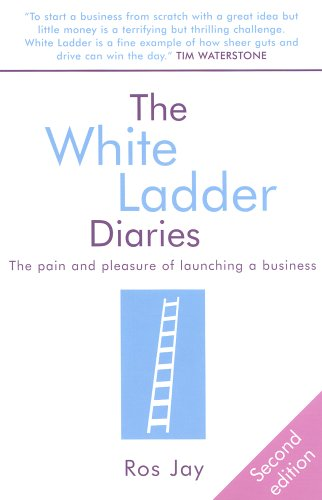 The White Ladder Diaries By Ros Jay