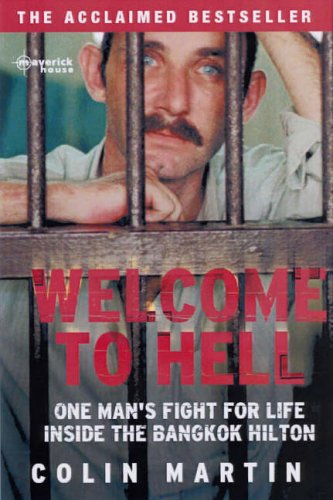 Welcome To Hell By Colin Martin