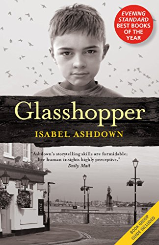 Glasshopper (Myriad Editions) By Isabel Ashdown