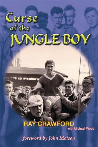 Curse of the Jungle Boy By Ray Crawford