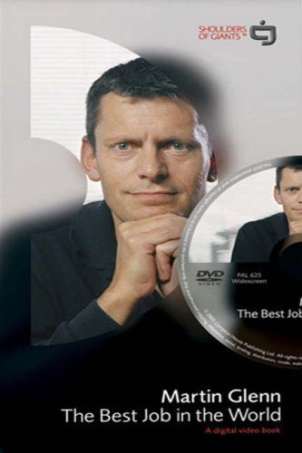 The Best Job in the World By Martin Glenn