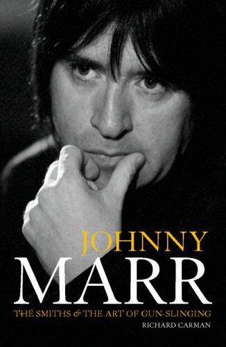 Johnny Marr By Richard Carman