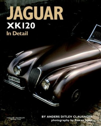 Jaguar XK120 in Detail By Anders Ditlev Clausager
