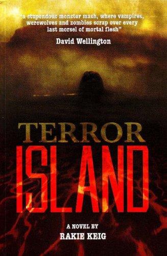 Terror Island By Rakie Keig