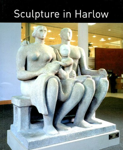 Sculpture in Harlow By Gillian Whiteley