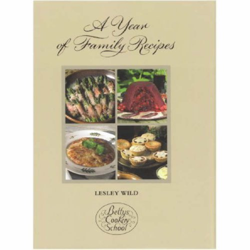 A Year of Family Recipes By Lesley Wild