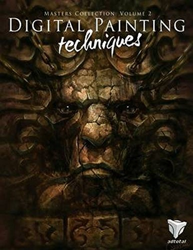 Digital Painting Techniques: Volume 2: Practical Techniques of Digital Art Masters by Chee Ming Wong