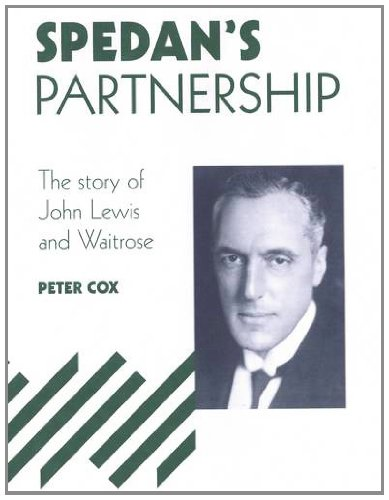 Spedan's Partnership By Peter Cox