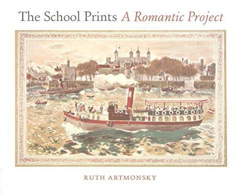 The School Prints By Ruth Artmonsky