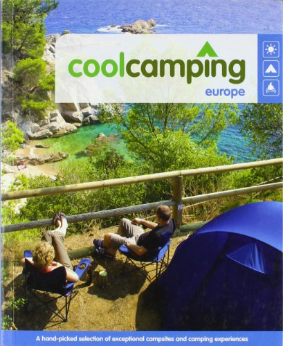 Cool Camping: Europe by Keith Didcock
