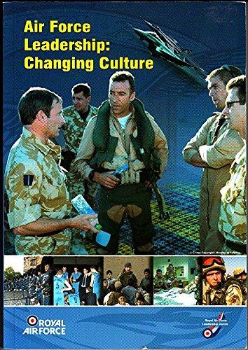 Air Force Leadership By John Jupp