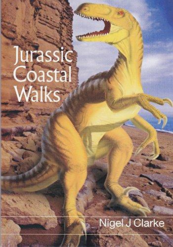 Jurassic Coastal Walks: Twenty-three Circular Walks on the Jurassic Coastline of Dorset and Devon by Nigel J. Clarke