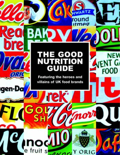 The Good Nutrition Guide By Sarah Edwardes