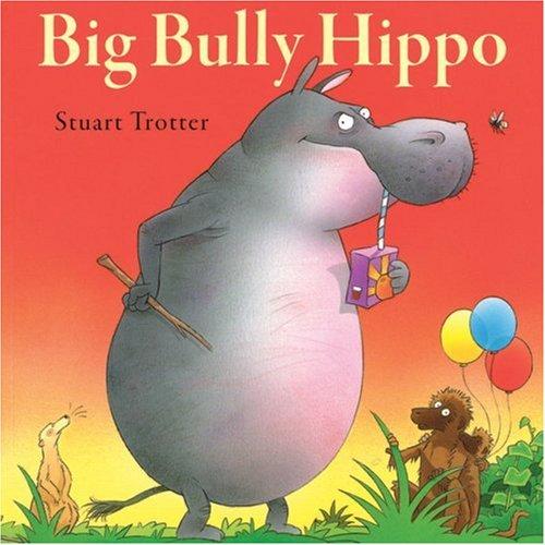 Big Bully Hippo By Stuart Trotter