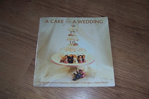 A Cake for a Wedding by Karen Davies