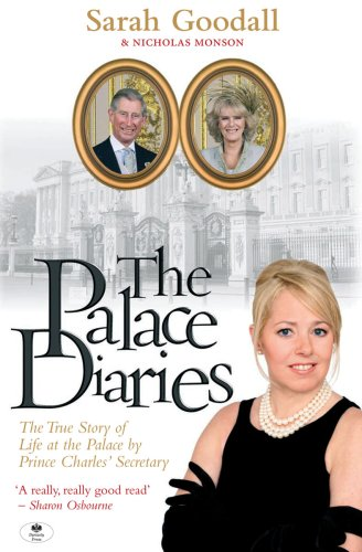 The Palace Diaries By Sarah Goodall