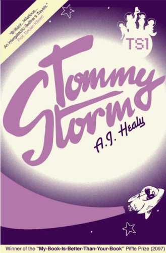 Tommy Storm By A. J. Healy