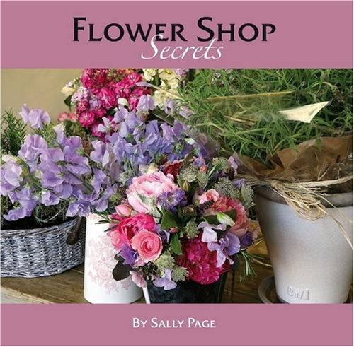 Flower Shop Secrets By Sally Page