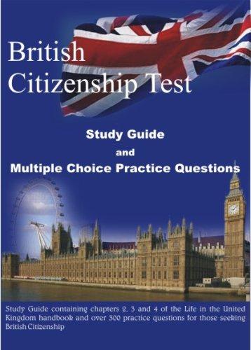 British Citizenship Test By TERA NET