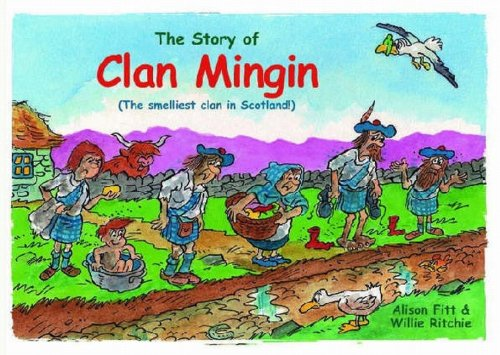 Clan Mingin By Alison Mary Fitt