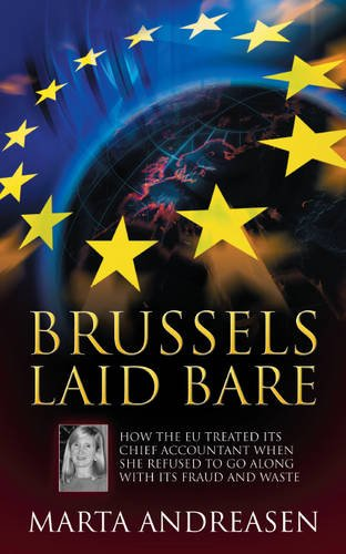 Brussels Laid Bare By Marta Andreasen