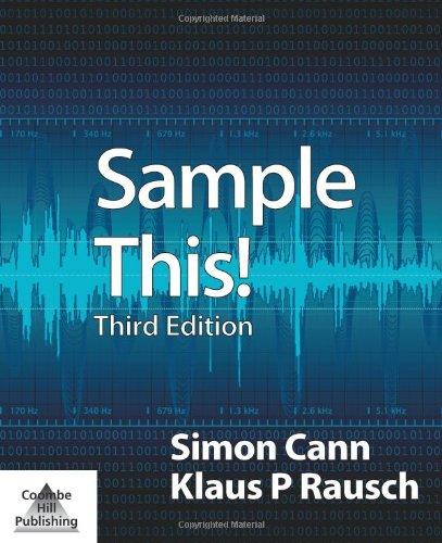 Sample This! By Simon Cann