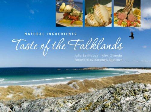 Natural Ingredients - Taste of the Falklands By Julie A. Bellhouse