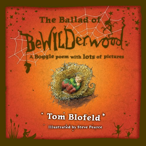 The Ballad of BeWILDerwood: A Boggle Poem with Lots of Pictures by Tom Blofeld