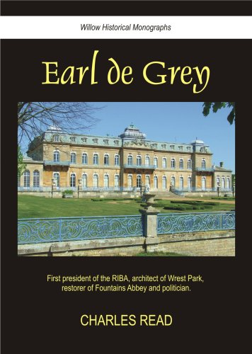 The Earl de Grey by Charles Philip Read