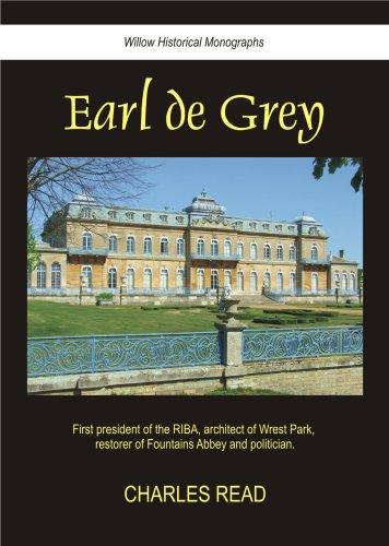 Earl de Grey By Charles Philip Read