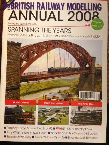 British Railway Modelling Annual By John Emerson