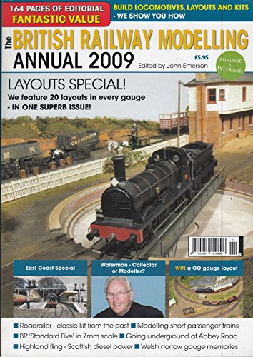 The British Railway Modelling Annual 2009 by John Emerson