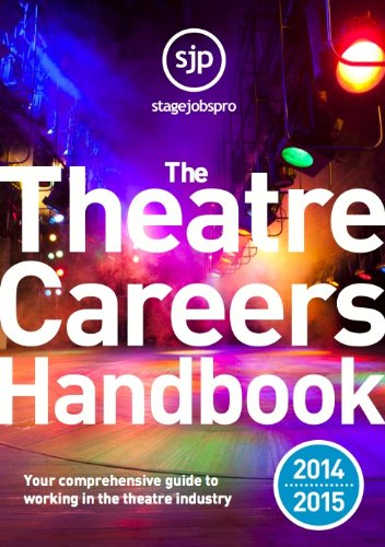 The Theatre Careers Handbook Volume editor Jenni Armstrong