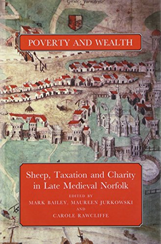 Poverty and Wealth By Mark Bailey