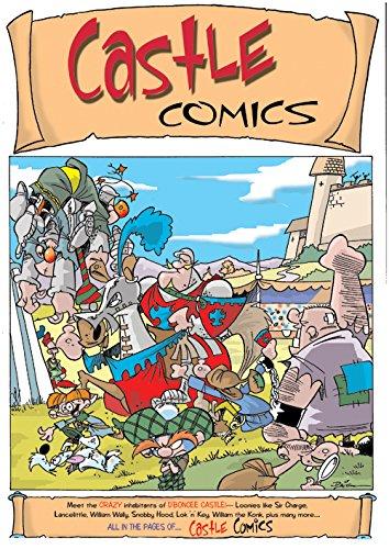 Castle Comics By Karl Dixon