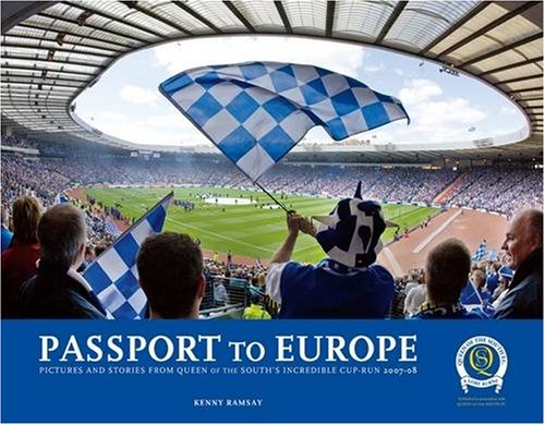 Passport to Europe By Kenny Ramsay