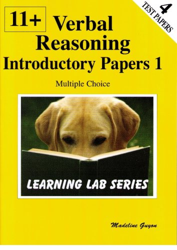 11+ Introductory Practice Papers By Madeline S. Guyon
