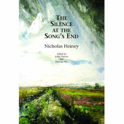 The Silence at the Song's End By Nicholas Heiney