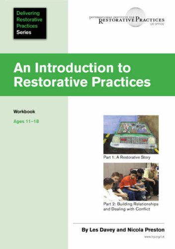 An Introduction to Restorative Practices By Les Davey