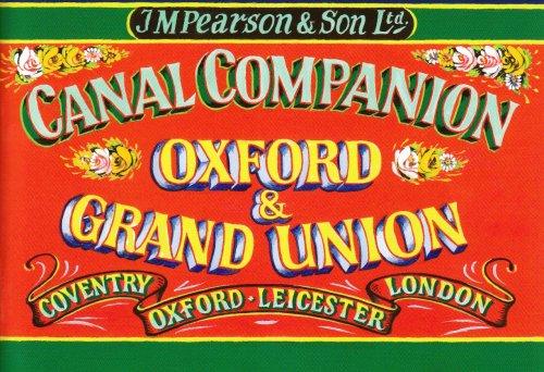 Oxford Grand Union By Michael Pearson