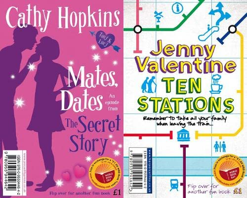 Ten Stations / Mates Dates: An Episode from The Secret Story By Jenny Valentine